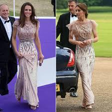kate middleton may be designer jenny packham u0027s most loyal client