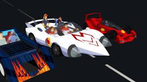speed racer race future steam