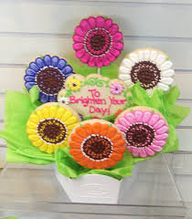 cookie bouquet custom decorated cookies cookies by design fort worth