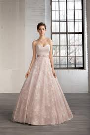 Unique Wedding Dresses Uk The Best Pink Wedding Dresses Hitched Co Uk