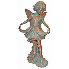 suffolk fairies 18 in emily statue 96001 the home depot