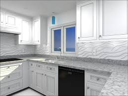 kitchen backsplash with white cabinets peel and stick glass tile