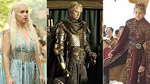 of thrones costumes of thrones the costumes la times