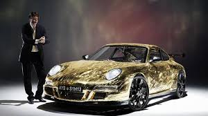 gold porsche gt3 the world u0027s slowest porsche ferdinand gt3 rs video