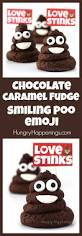 chocolate emoji chocolate caramel fudge smiling poo emoji love stinks valentine