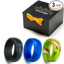 silicone wedding bands silicone wedding ring 2nd generation bundle for men