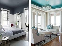 deco plafond chambre comment peindre un plafond decoration plafond