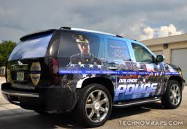 police vehicle wraps dynamic professional police
