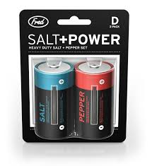fred salt and magic salt and pepper shakers amazon co uk kitchen