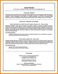 8 personal trainer resume examples address example