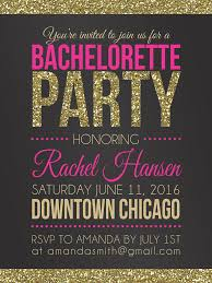 invitation to media to cover an event 14 printable bachelorette party invitation templates