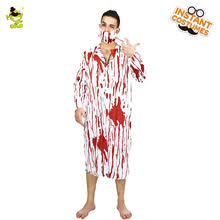 Killer Nurse Halloween Costume Popular Scary Doctor Costumes Buy Cheap Scary Doctor Costumes Lots