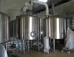 Nano Brewery Floor Plan by 3000l Craft Beer Brewing Equipment In Korea Asia Breweries