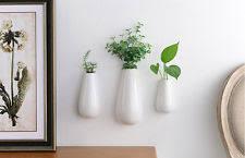 art deco style ceramic wall pockets ebay