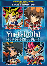 the yu gi oh collection volume 1 flatiron film company