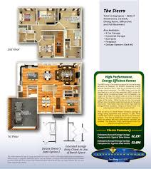 olthof homes house plans u0026 floor plans for sierra in the gates