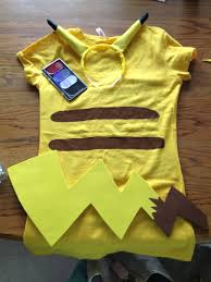 Charizard Pokemon Halloween Costume Pikachu Halloween Costume Diy Homemade Fall Autumn Halloween