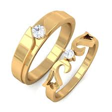 couple rings gold images Esther engagement rings for couple in 10k gold jpg