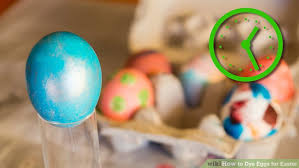 dye for easter eggs 4 ways to dye eggs for easter wikihow