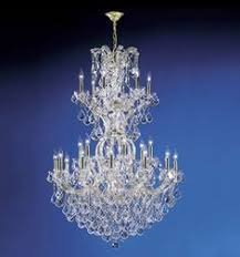 Moder Chandelier James R Moder 94754 25 Light Maria Theresa Royal Chandelier