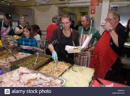 thanksgiving dinners prepared at the park slope christian help