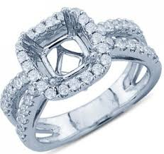 ring settings without stones merry brides diamonds and gemstones how to score a big