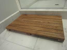 Teak Bath Mat Amazing Teak Floor Mat Teak Furnitures Teak Floor Mat For Bathroom