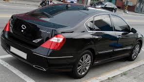 renault samsung renault samsung sm7 korea nissan altima automobiles cars