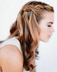 long hairstyle half up cute back to hairstyles everyday
