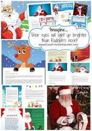 141 printable santa letters images christmas