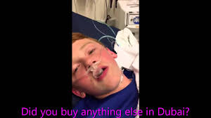 Mob Baby Meme - kid wakes up after surgery thinking he s a gangster full video with