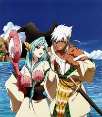 wish upon the pleiades cosplay yamuraiha e sharrkan magi the labirint of magic pinterest
