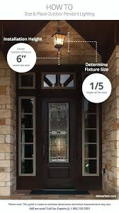 front of house lighting ideas outdoor porch lighting best 25 front porch lights ideas on pinterest
