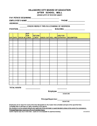 timesheet template templatezet
