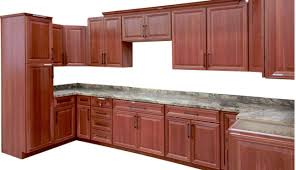 unfinished solid wood kitchen cabinet doors williamsburg cherry kitchen cabinets builders surplus