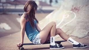 wallpaper girl style girl skateboard wallpapers group 61
