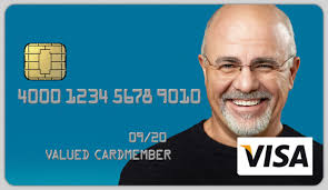 Dave Ramsey Meme - visa offers new dave ramsey credit card with credit limit of zero