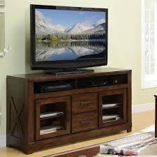 entertainment centers with glass doors riverside 76540 windridge glass door tv console homeclick com