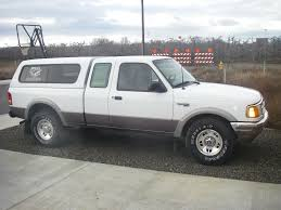 Ford Ranger Truck 4x4 - 1996 ford ranger xlt extra cab 4x4 new tires canopy tow package