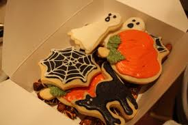 sugar cookie fingers halloween notes from a cottage industry frosted sugar cookies with a