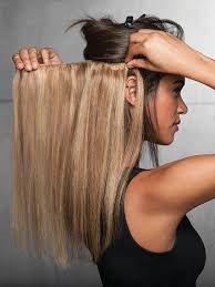 hairdo extensions 18 human hair highlight clip in extensions by hairdo wigs