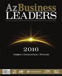 azbusiness leaders 2016 by az big media issuu