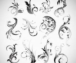 wallpaper kupu kupu hitam putih vector pattern free vector free download page52
