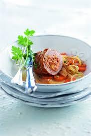 le larousse de la cuisine paupiettes de veau aux pignons de pin larousse cuisine food for
