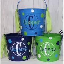 easter buckets easter buckets and baskets and gifts