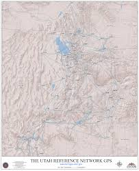 Utah Colorado Map by Gps Network Now On Trimble Pivot Vrs System