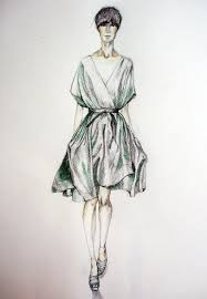 45 best fashion sketches images on pinterest fashion sketches