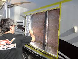 painting rv cabinets