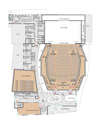 floor plan theater mikou design studio wins competition to redesign dunkirk theater