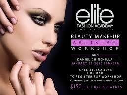 makeup academy in los angeles makeup and fashion styling workshops at elite fashion academy